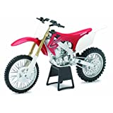 NewRay Die-Cast Racer Replica 1:12 Scale Dirtbike CRF250R Red 2012