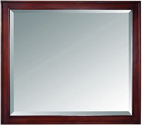 Avanity Madison 36 in. Mirror in Tobacco finish