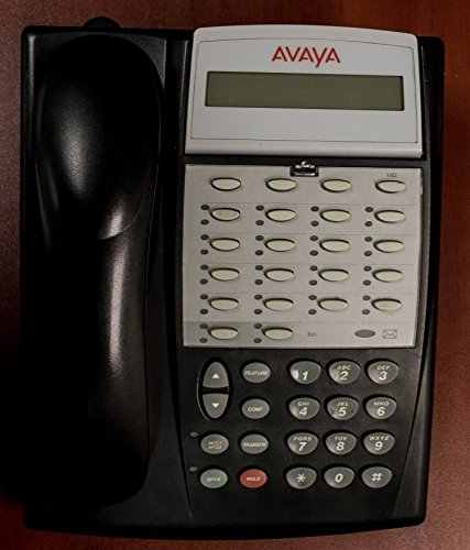 5 Pack of Black Handsets Avaya Lucent AT/&T Partner Euro Series 1 6 18 18D 34D