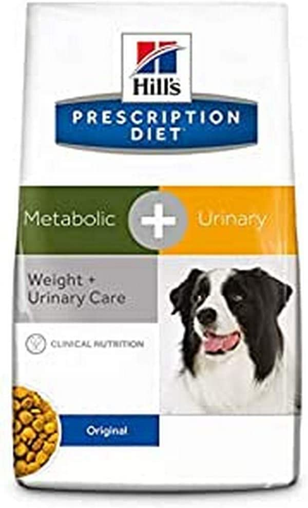Hill's HPD Canine Metabolic Urinary 12Kg 12000 g