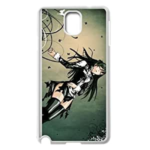 Samsung Galaxy Note 3 Phone Cases White D.Gray-man EXS553618