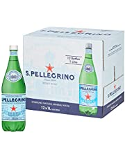 Sanpellegrino sparkling mineral water, 12 x 1000ml (PET)