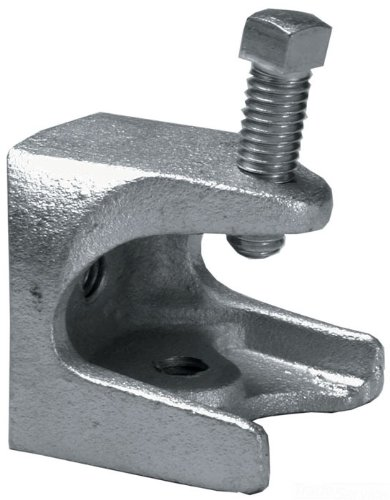 L.H. Dottie BK50M Beam Clamp, 1.109-Inch Jaw Capacity, Zinc Plated, 10-Pack by L.H. Dottie