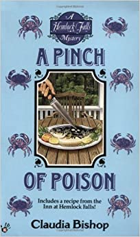 Book By Claudia Bishop - A Pinch of Poison (1995-12-16) [Mass Market]