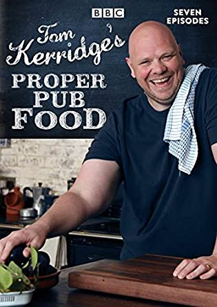 Tom kerridges proper pub food dvd amazon tom kerridge tom kerridges proper pub food forumfinder Choice Image