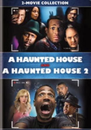 Amazon com: A Haunted House / A Haunted House 2 Double
