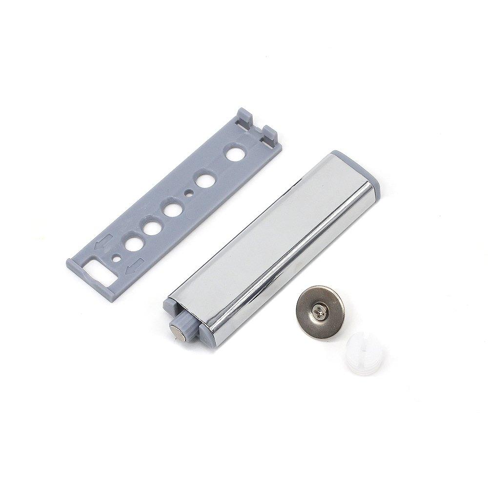 10 gu/ías de caj/ón de Reelva para sistema de apertura amortiguada de puertas y cajones