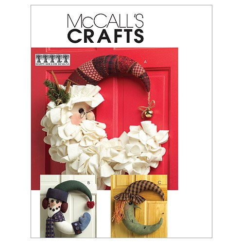 - McCall's Patterns M5205 Seasonal Decorations, One Size Only