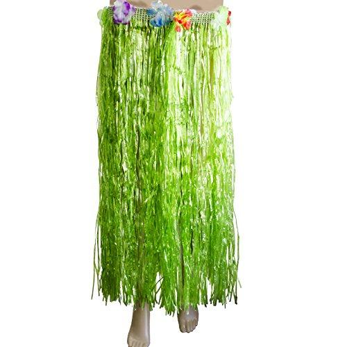 fancy dress grass skirts - 9