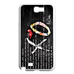 The Weeknd XO For Samsung Galaxy Note 2 N7100 Csae protection phone Case FX229098