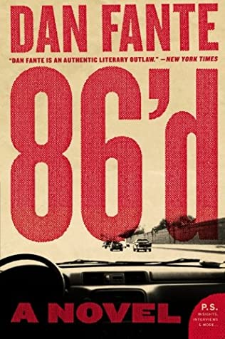 book cover of 86\'d