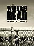 The Walking Dead Seasons 1-7 [DVD] [2017]