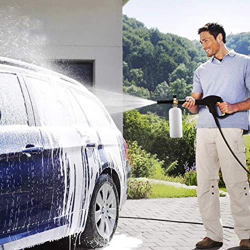 AUTOWN Foam Cannon Adjustable Pressure Washer Jet Wash 1/4