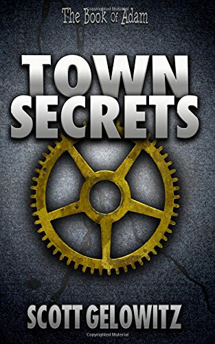 Book Adam Town Secrets product image
