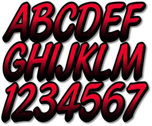 Stiffie Whipline Red/Black Super Sticky 3