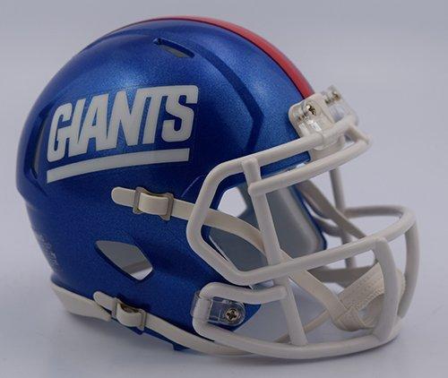 NEW YORK GIANTS NFL Riddell SPEED Full Size REPLICA Football Helmet COLOR RUSH by Riddell