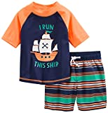 Simple Joys by Carter's Baby Boys' Toddler 2-Piece