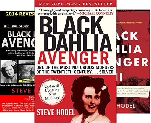 (Black Dahlia Avenger)