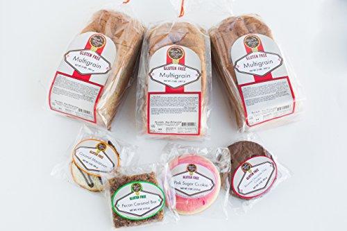3 grain bread - 7