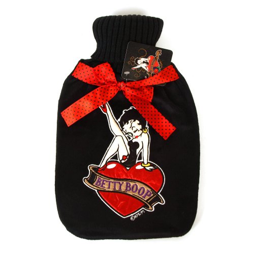 Betty Boop Stepping Out Hot Water Bottle by BB