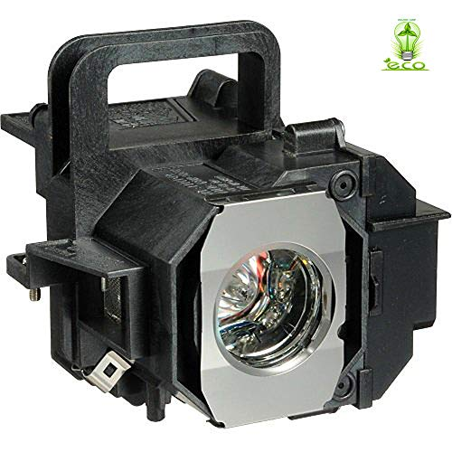 (Angrox V13H010L49 Lamp Bulb for Epson ELPLP49 PowerLite Home Cinema 8350 8345 8500UB 8700UB 8100 6100 6500UB 7100 7500UB Replacement Projector Lamp)