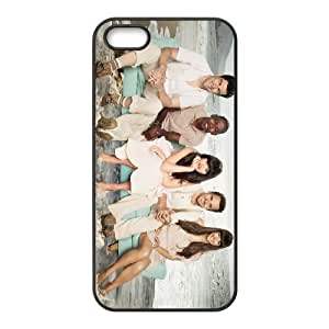 New Girl iPhone 4 4s Cell Phone Case Black Customized Items zhz9ke_7306146