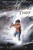 The Lightning Thief, Rick Riordan and Robert Venditti, 0606236104