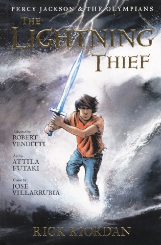 (The Lightning Thief (Turtleback School & Library Binding Edition) (Percy Jackson & the Olympians))