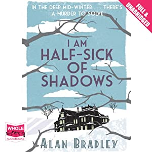 I Am Half-Sick of Shadows Audiobook
