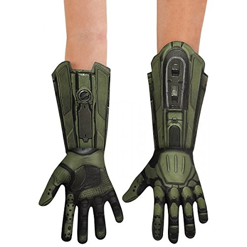 Halo Master Chief Deluxe Adult Costume Gloves ()