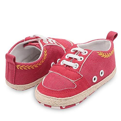 Suela Zapatos Con Rojo Fino Zapatillas Niña Bebé Botines Bebe Punta Tacon Deportivas Abierta Ashop De PWPSRFpf