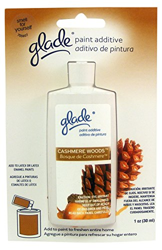 (Glade Scented Piant Additive, Cashmere Woods, 1 oz, PACM)