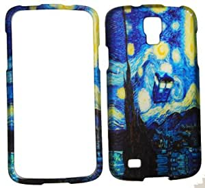 Doctor Who in Starry Night Durable Hard Samsung Galaxy S4 Active i9295 Case Case - Shinhwa Create
