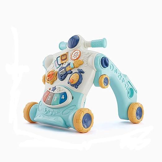 Baby walker 2 en 1 Trolley Andador para bebés Rompecabezas ...