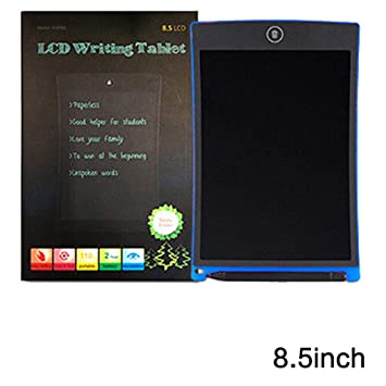 Chirde LCD Writing Tablet Pad: 4.4\'\' 8.5\'\' Electronic: Amazon.co.uk ...