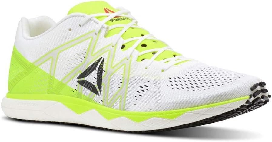 Reebok Floatride Run Fast Pro Shoe, Lime/White/neon red/Black White/Yellow