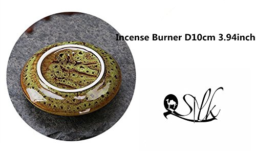 2500-Silk-Art-Ceramic-Handmade-Artistic-Incense-Holder-Burner-Stick-Coil-Lotus-Ash-Catcher-Buddhist-Water-Lily-Plate-for-Home-Ornamental-Yoga-Meditation-Bedroom-XXL