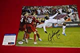 Jozy Altidore Autographed Photo - 11x14 USA mens world cup 2014 brasil 1 - PSA/DNA Certified - Autographed Soccer Photos