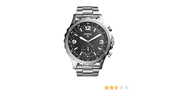 Fossil Reloj smartwatch híbrido FTW1123