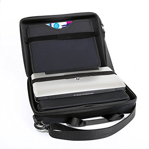 Molded Carrying Case For Hp Officejet 100 Mobile Printer Shoulder Case For Hp Officejet 100