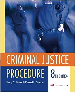 Book Criminal Justice Procedure by Stacy C. Moak (2013-02-23)