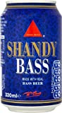 Bass Shandy 330ml Cans - Pack of 6