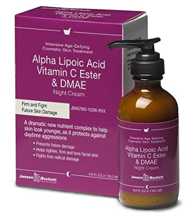Creams in Alpha lipolic facial