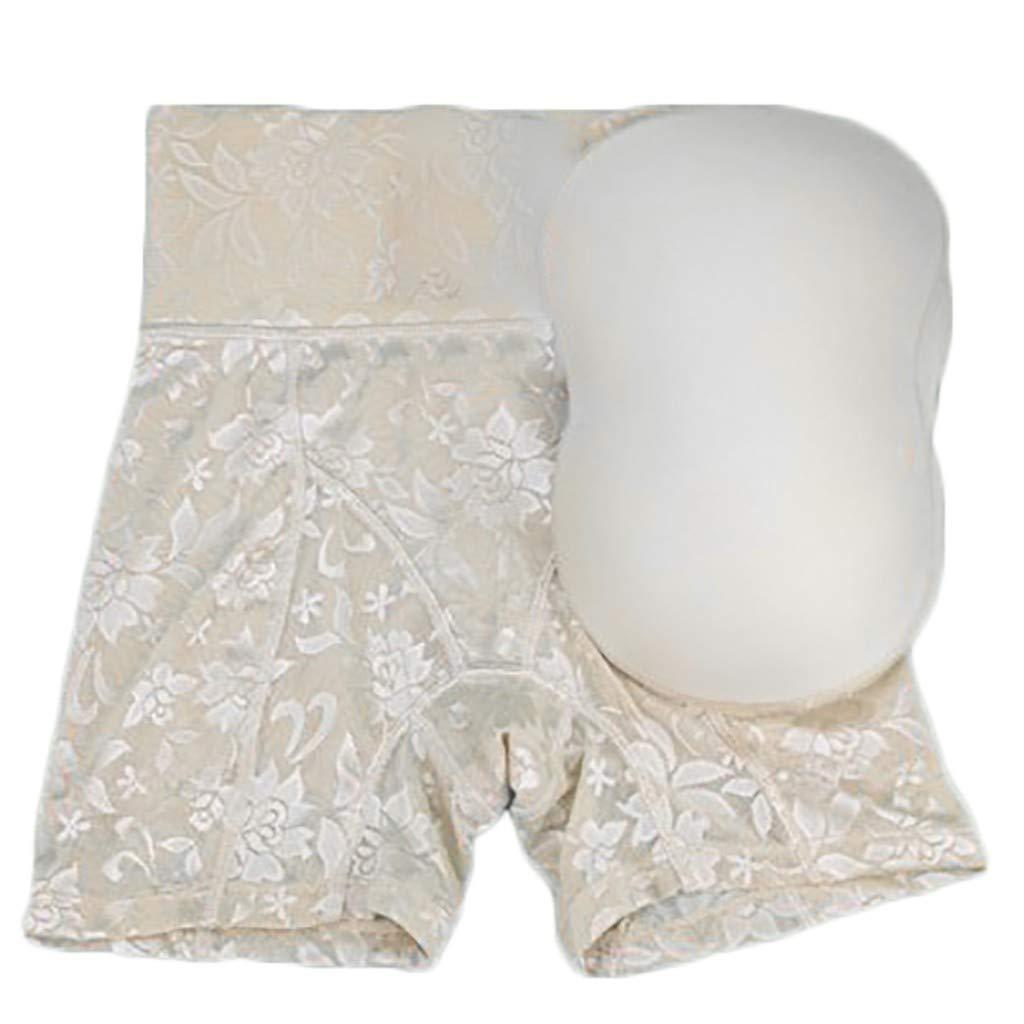c5bfc4c90fbf Butt Lifter Padded Shapewear Control Panties Underwear Boy Shorts Women  Afterso at Amazon Women's Clothing store: