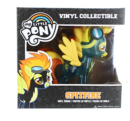 Spitfire - Translucent Color Chaser: Funko x My Little Pony Vinyl Figure Collection