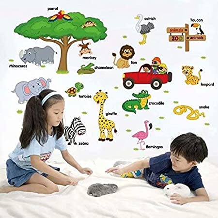 Doyime c/él/èbre stickers muraux chambre art d/éco stickers famille stickers muraux
