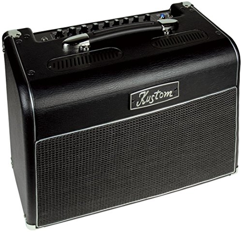 Kustom Amps KUSTOM HYBIRD SERIES HV30T 30 - Watt 1 x 12 Acoustic Guitar Amplifier by Kustom Amps