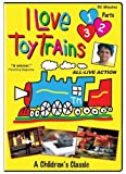 I Love Toy Trains, Parts 1-3 by TM Books & Video