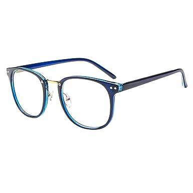 materiales superiores precio baratas bebé forepin reg; Montura para Gafas de Vista Hombre y Mujer Antiguas Grandes  Vintage Visión Clara Glasses Cristal Lente Transparente