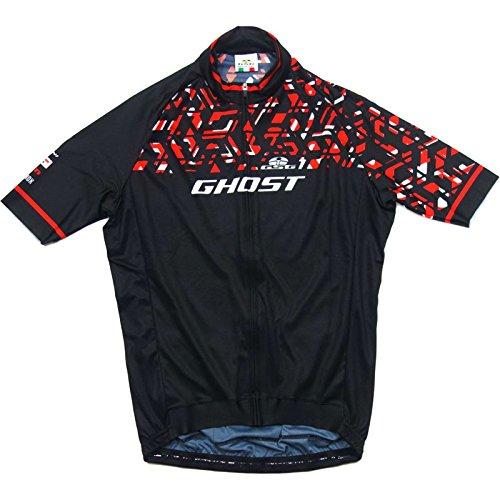 GSG Team Ghost Jersey ブラック L(G8S-GHO-JY-BK-L)   B07CH4CK1X